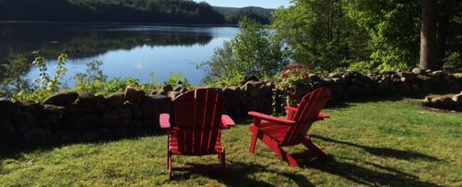 Lake Amherst Vacation Rental House